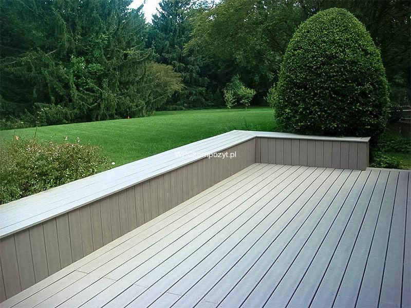 Deska Tarasowa Ii Generacji Premium Pwpc06 138x23mm 1mb 8 Kolorów Kompozyt Drewna